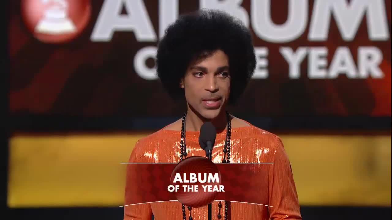 Riconoscimenti mondiali di Prince