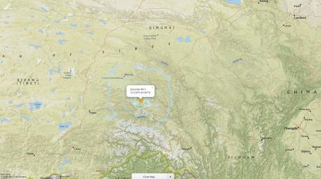 Terremoto in Tibet di magnitudo 5.5