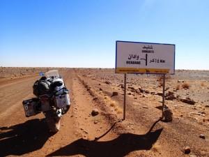 luoghi abbandonati: Chinguetti - Mauritania