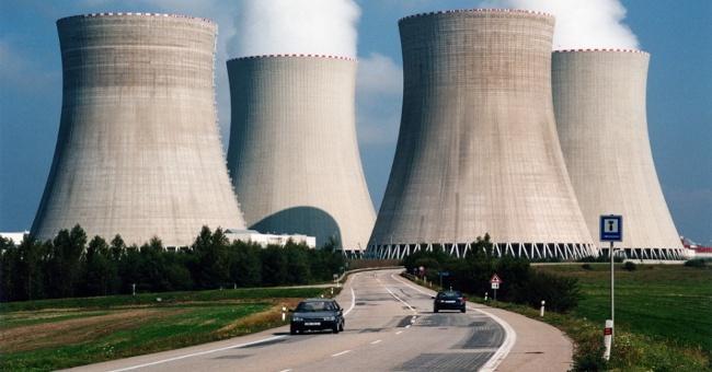 La centrale nucleare di Temelin in Repubblica Ceca