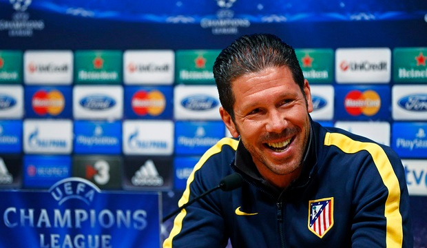 champions league Diego Simeone