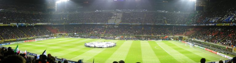 champions league san siro