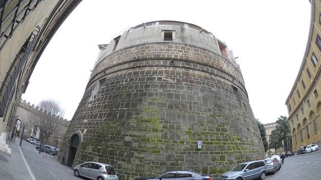 L'esterno dello Ior, la Banca Vaticana