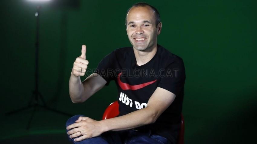 iniesta barcelona intervista pp