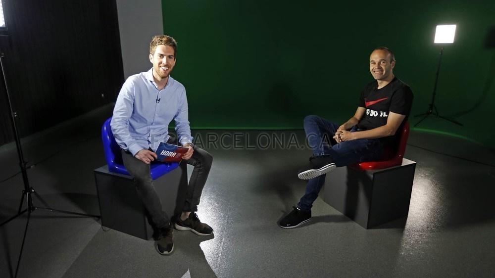 iniesta intervista barcelona