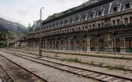 luoghi abbandonati Canfranc_stazione