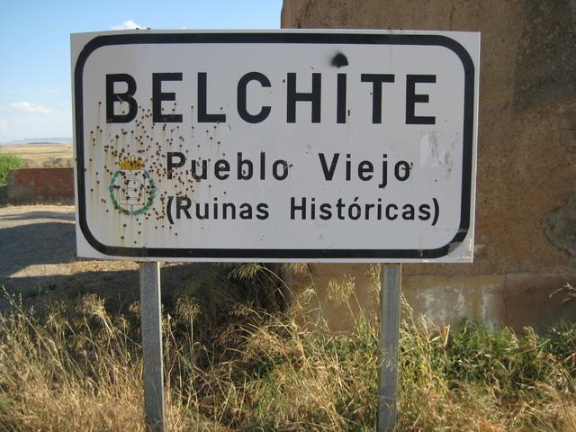 luoghi abbandonati borgo belchite 2