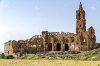 luoghi abbandonati borgo belchite 4