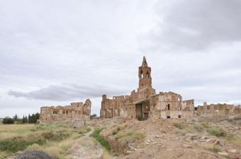 luoghi abbandonati borgo belchite 6