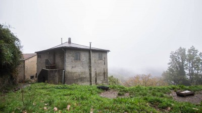 luoghi abbandonati casa del violino