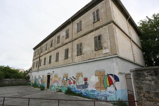 luoghi abbandonati scuole trieste 2