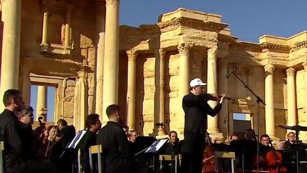 Concerto a Palmira