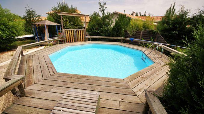 piscine fuori terra in legno