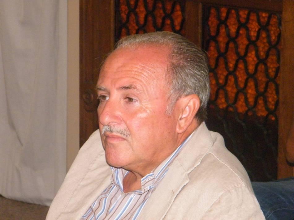 Il consigliere comunale palermitano Salvatore Martorana, uno dei fermati dai Cc durante l'operazione Panta Rei