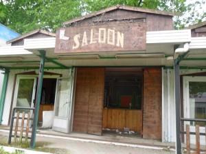 saloon esterno