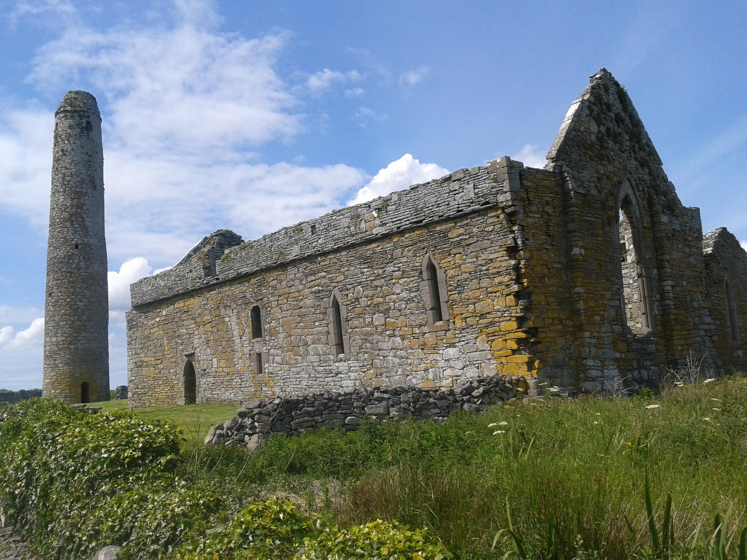 Inis Cathaigh, l'isola del profeta