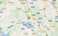 terremoto m 4.1 centro italia