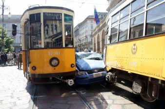 tram milano incidente atm