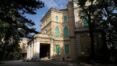 Villa Haggiconsta oggi