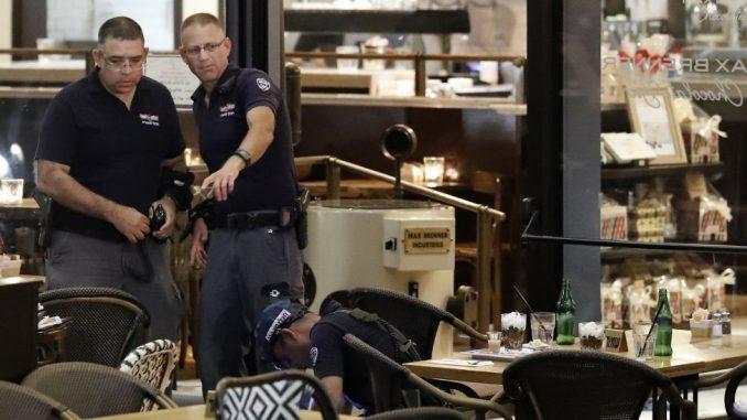 Tel Aviv: attacco terroristico al mercato, almeno 4 i morti