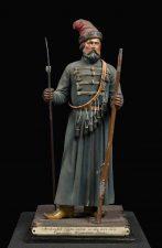 8---Vassily-Gazemberger,-Statuetta-di-tiratore-del-reggimento-Stepan-Ianov,-1860