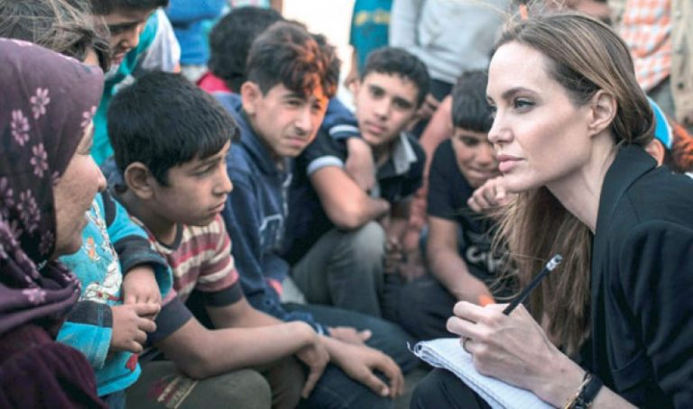 ANGELINA JOLIE IN TURCHIA