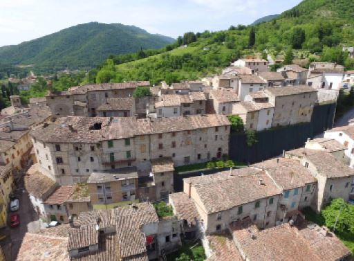 castello di Albacina
