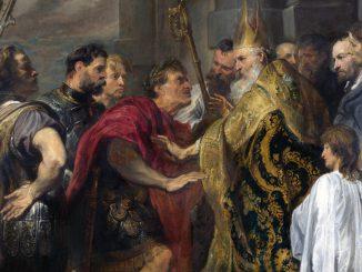 leggende di Sant'Ambrogio