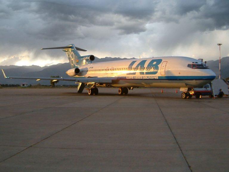 L'Iran potrà comprare Boeing americani come questo 727