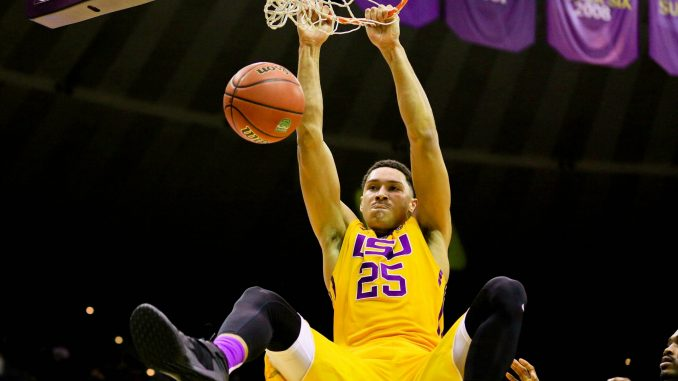 Draft nba 2016 Ben Simmons