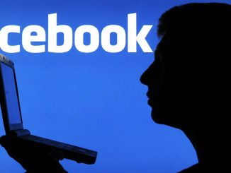 (ILLUSTRATION) An illustration dated 23 January 2012 shows the silhouette of a man in front of a screen with the logo of the online network Facebook in Hanover,Germany. Facebook is being criticized again and again for data privacy. Most recently, Facebook has introduced the Timeline, with which Facebook users can share moments of the entire life with other internet users online. Photo: Julian Stratenschulte  -ALLIANCE-INFOPHOTO