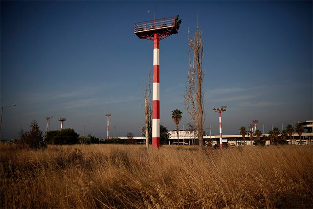 Aeroporto Atene : Hellinikon l aeroporto che non c è notizie