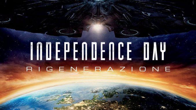 INDIPENDENCE DAY - RIGENERAZIONE