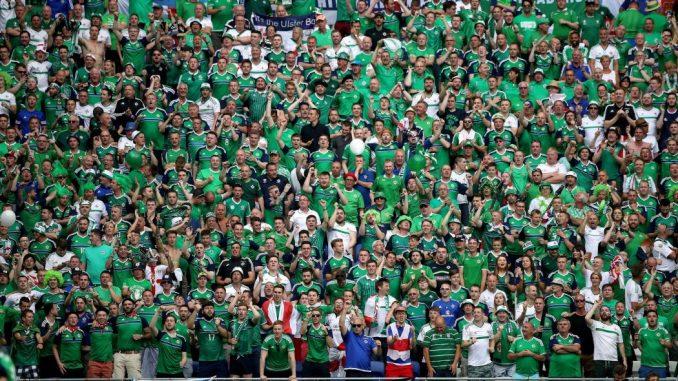 Irlanda del Nord, tifosi