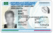 carta identità