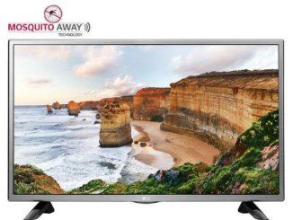 L'LG Mosquito Away TV, ultima invenzione lanciata dal marchio coreano