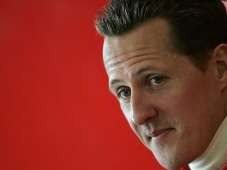 michael schumacher head