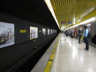 metro linea gialla