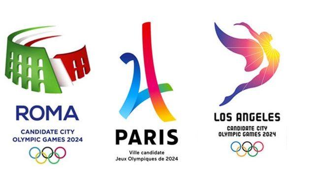 Roma, Parigi e Los Angeles sono le tre città candidate per ospitare le Olimpiadi 2024