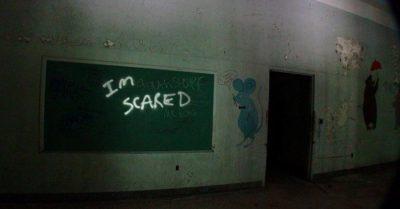 """""""Ho paura."""""""