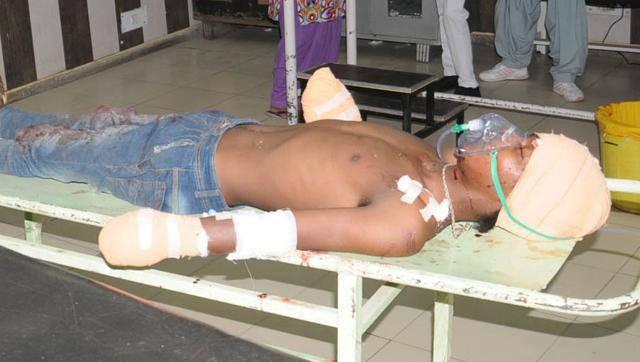 Il pedofilo ferito da Parminder Singh