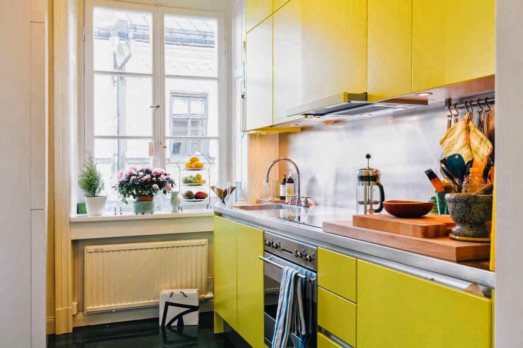 Mobili Cucina Giallo.Quali Colori Scegliere Per Cucina Feng Shui