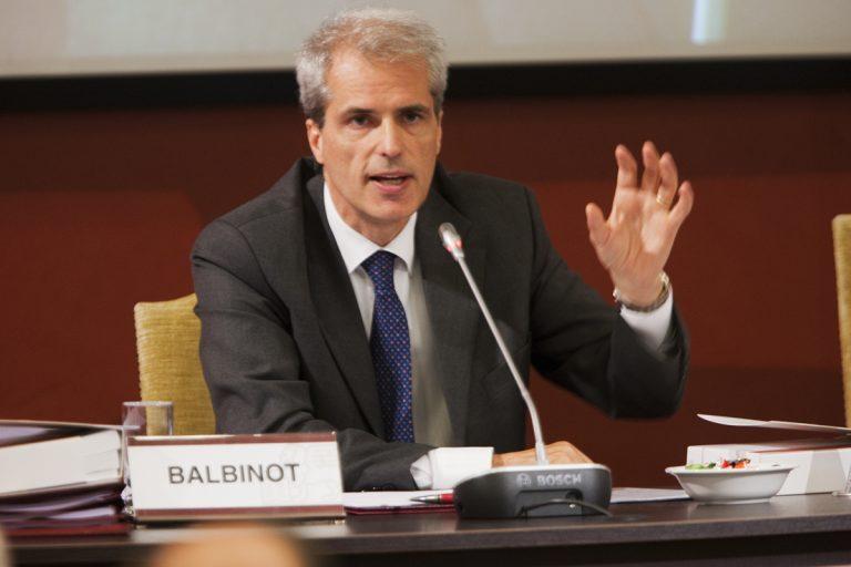 Sergio-Balbinot nuovo socio Unicredit