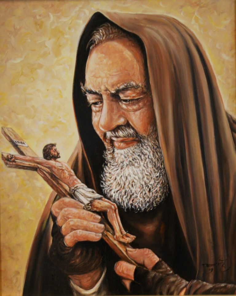 Testo preghiera Padre Pio per avere un figlio