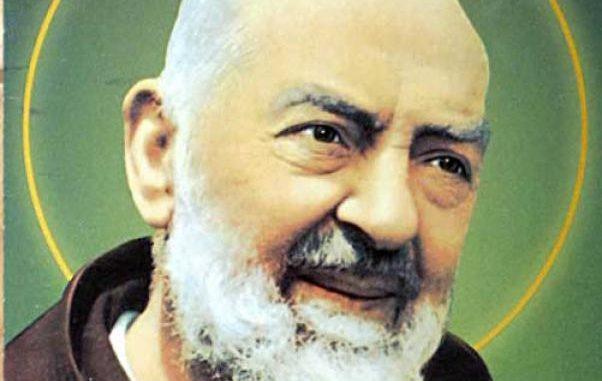 Testo preghiera Padre Pio per ricevere una grazia