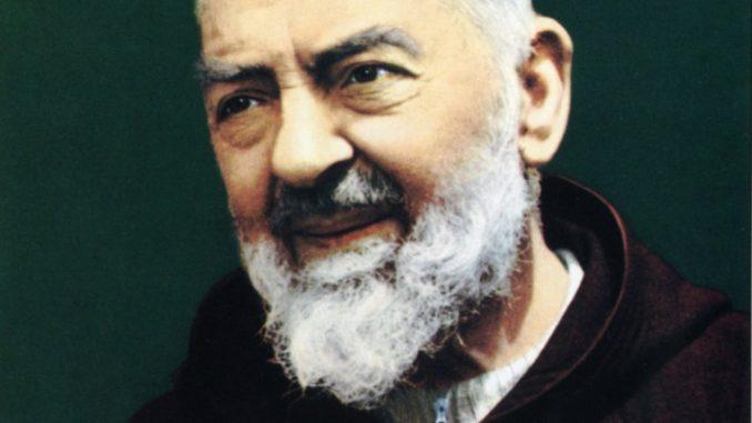 Testo preghiera di guarigione Padre Pio