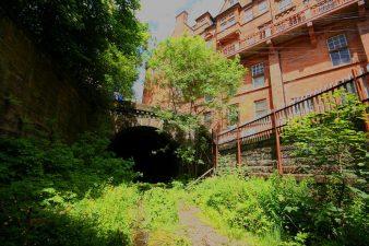 abandoned-glasgow-kelvinbridge-railway-station