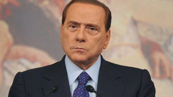 Berlusconi ricoverato al San Raffaele per problemi cardiaci