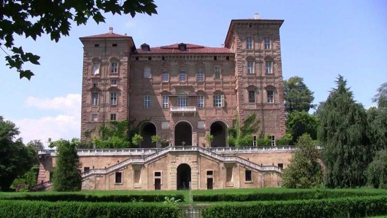 Castello di Agliè_Torino