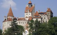 Bran Castle, known as Dracula's castle, Bran, Wallachia, Transsylvania, Romania